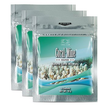 Coral-Mine Silver 30 sachets